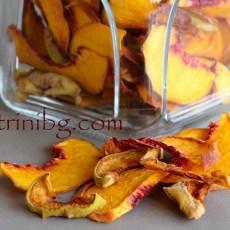 Как да приготвим сушени плодове