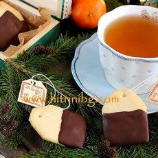 Рецепта за маслени бисквити чай