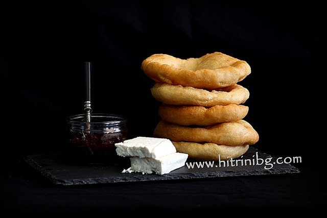 мекици от типово брашно