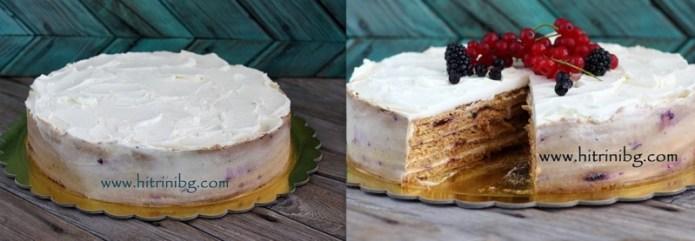 презентация на френска селска торта