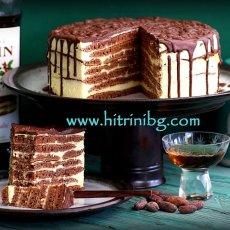 Торта Американа - моята рецепта