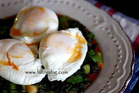 рохки подлучени яйца
