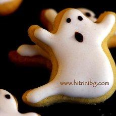 Сладки за Хелоуин - духчета