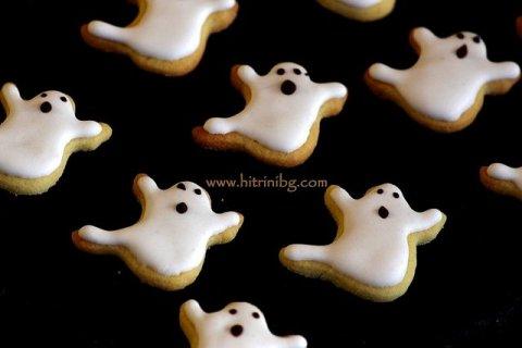 сладки за Хелоуин, духчета