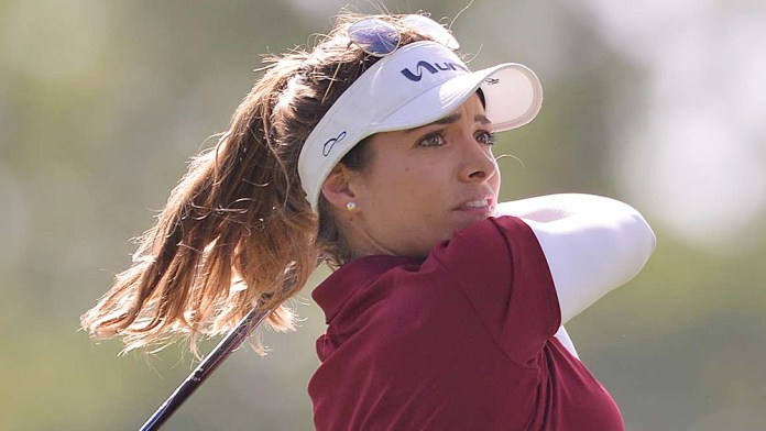 Lopez leads group of six Razorbacks opening play at NWA Championship
