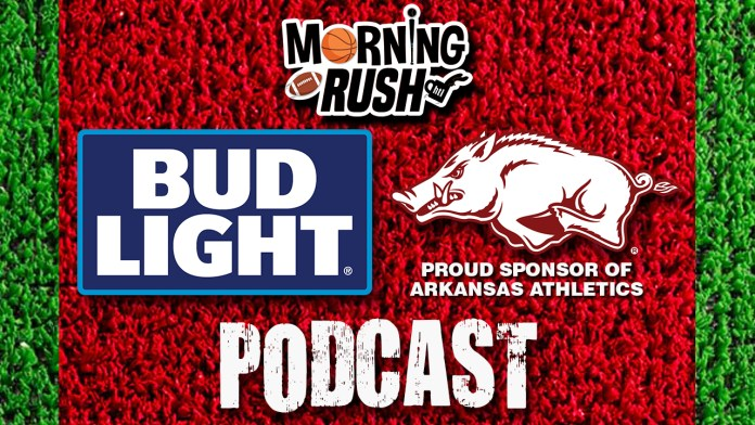 Morning Rush Podcast: Monday