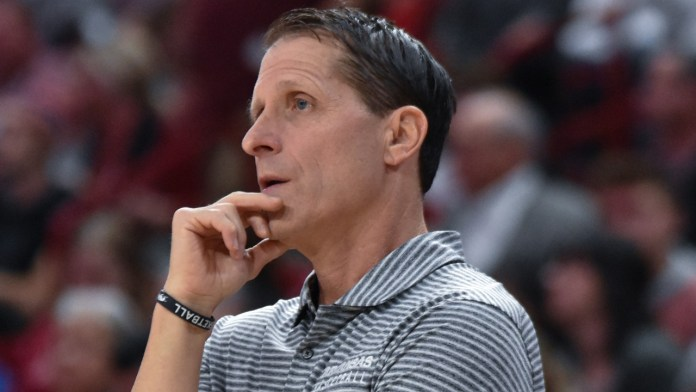 Getting a win to start NCAA will help Muss' strong recruiting pitch