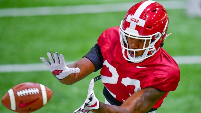 PETER'S PICKS: After days of debating, just can't see Hogs getting win