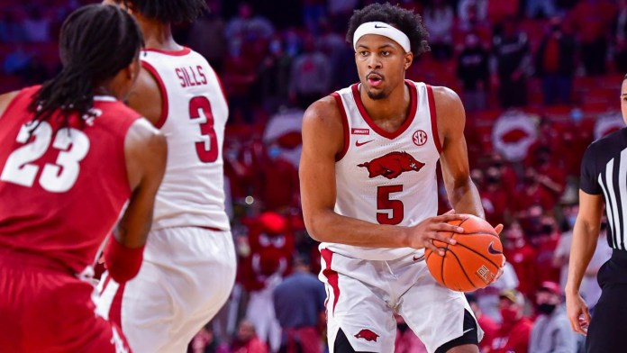 Listen to Hogs in NCAA Tournament against Colgate here