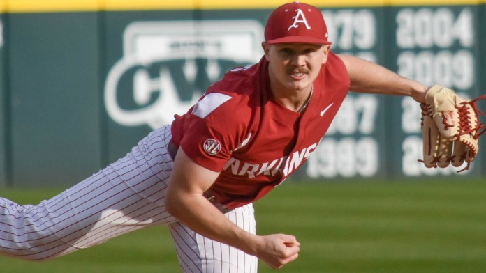 D1's Rogers on pitching strength reason for teams at top of this week's poll