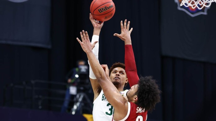 Baylor's Teague on winning pair of games against 'good teams' to advance
