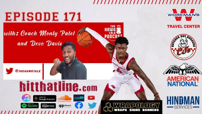 THE HAWG TALK PODCAST Episode 171: Devo Davis