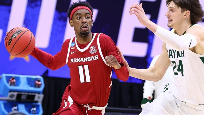 Tate says this Hogs' team 'will never be forgotten' after loss