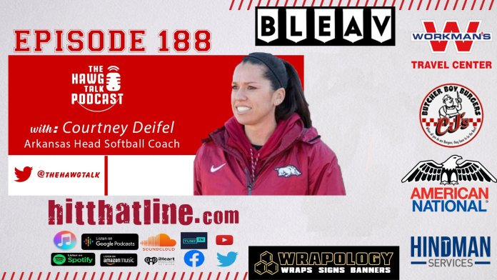 THE HAWG TALK PODCAST Episode 188: Courtney Deifel