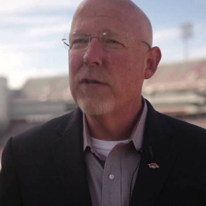 TRUSTING THE PROCESS: Voice of the Hogs, Chuck Barrett