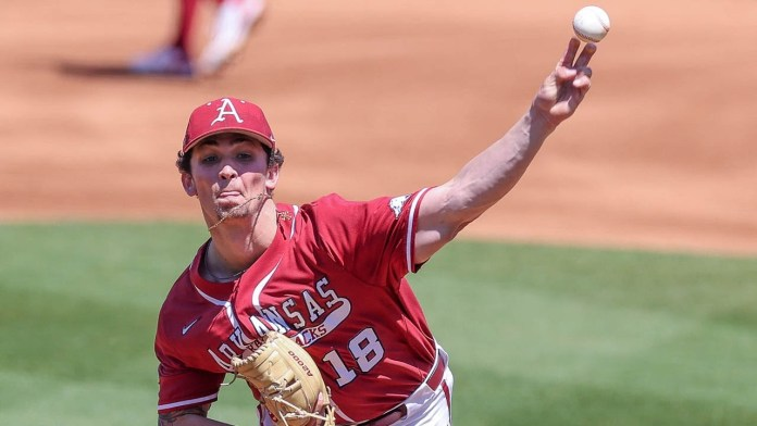 Murphy says Hogs 'keep finding ways' to get wins this season