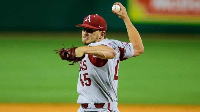 Murphy on Hogs winning another series, but pitching questions still