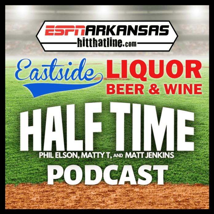 Halftime Pod Presented By Eastside Liquor — June 18, 2021