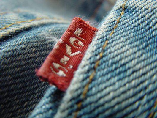 Levi's Brand - Label