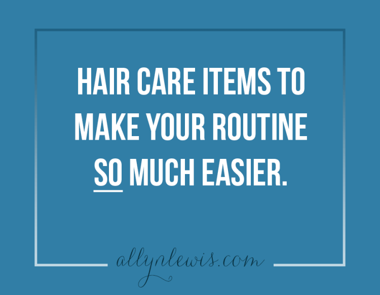 [Obsessions] Hair Care