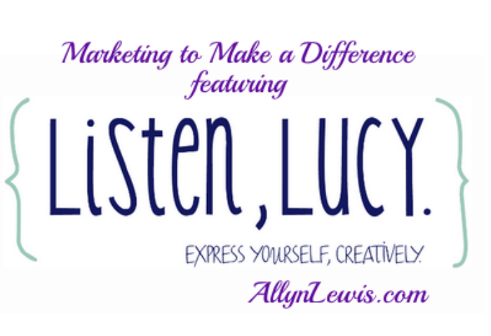 Listen, Lucy: An Online Community That Celebrates the Healing Power of Creativity