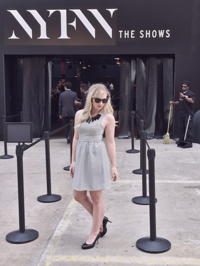 NYFW Day 2: Time Of My Life // allynlewis.com