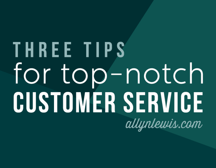 Usually a phone call or email can get most problems solved, but often it takes a little bit more to upgrade to excellent customer service status.