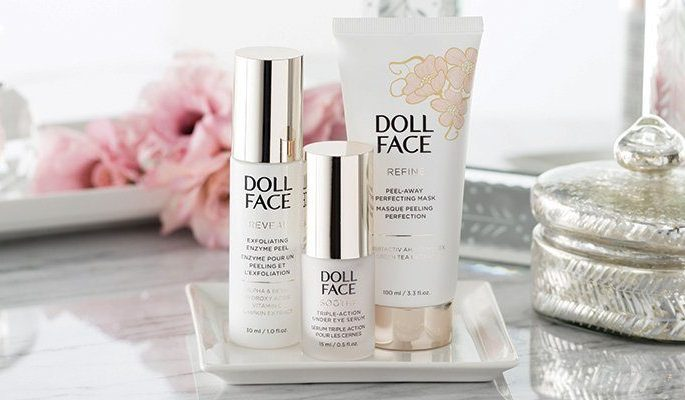 High performance skin solutions with glamorous results.