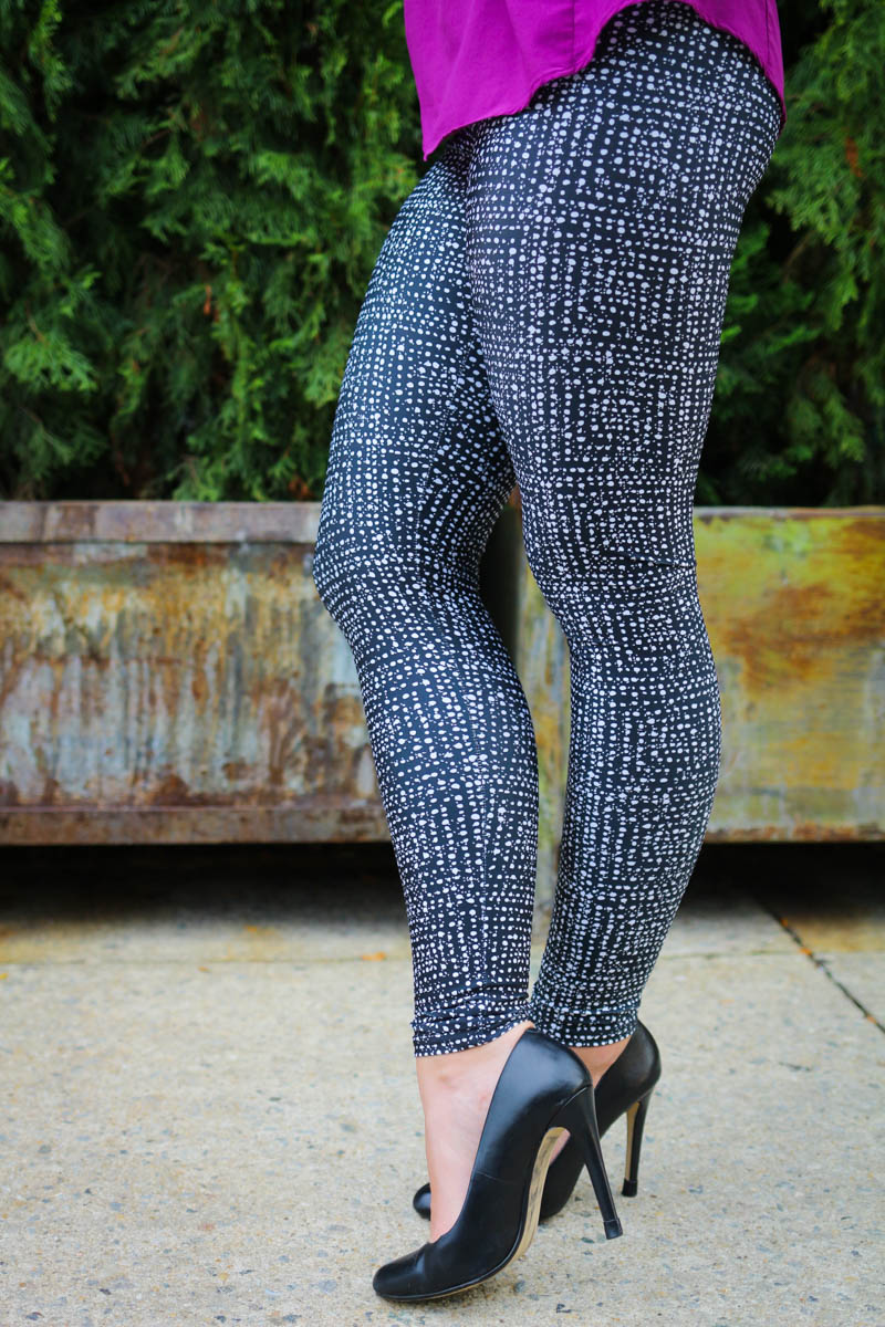 How We Soul These are the only yoga pants you can literally get away with wearing to a business meeting and then to class on your mat.
