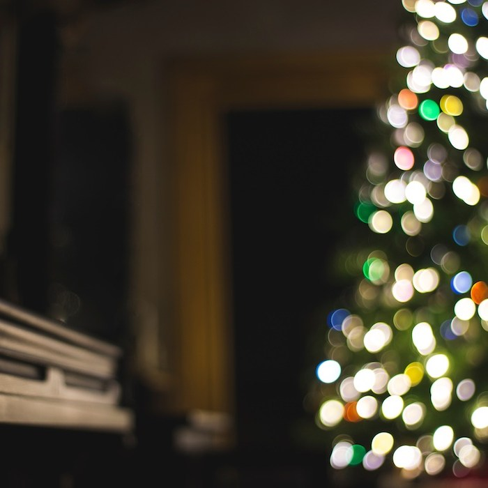 How to Not Hate Yourself Long Enough to Enjoy the Twinkle Lights