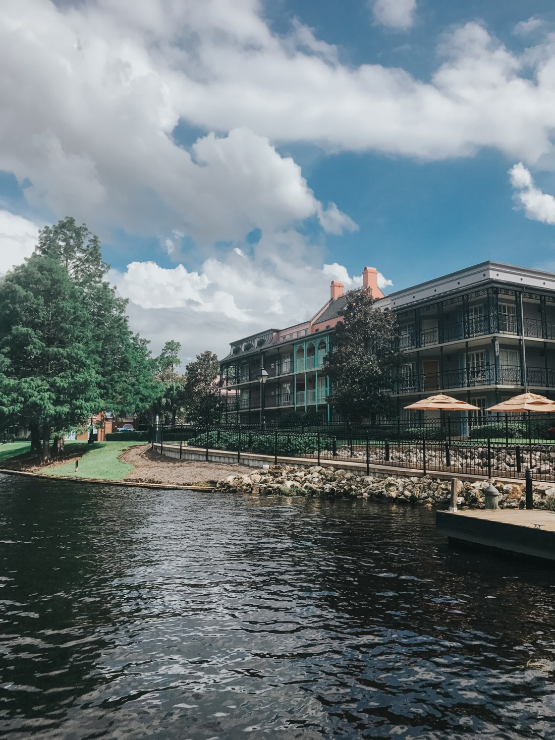 Disney's Port Orleans Resort - French Quarter, Disney Vacation, Disney Photography