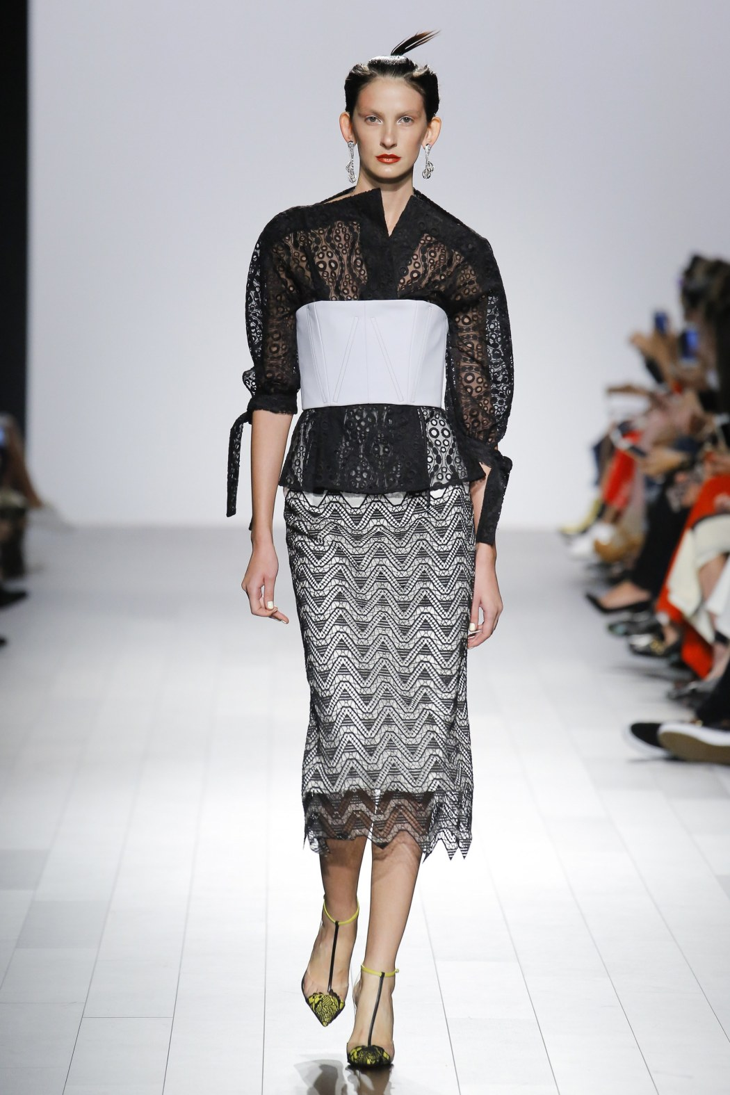 Bibhu Mohapatra Spring 2018 Ready-to-Wear Collection at New York Fashion Week