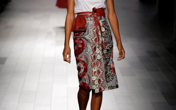 Francesca Liberatore Spring/Summer 2018 Collection at New York Fashion Week