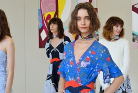A Charming Spring Summer 2018 Collection from Tanya Taylor