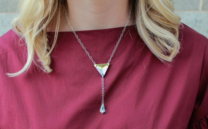Stunning choker necklace from Sweetpiece Jewelry