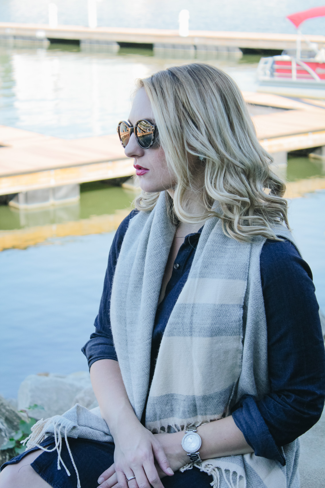 In this post, we're sharing how our planned out day went all wrong and then turned into an unexpected escape. It also includes some fall outfit inspiration!Shot at South Shore Riverfront Park near South Side Works in Pittsburgh