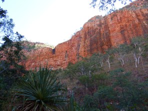 View along hike to Emma Gorge
