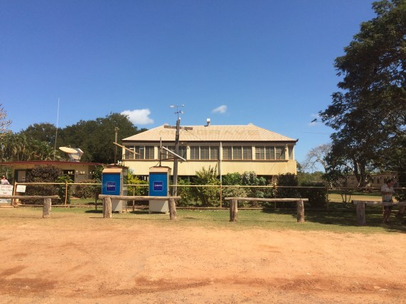 Musgrave Station