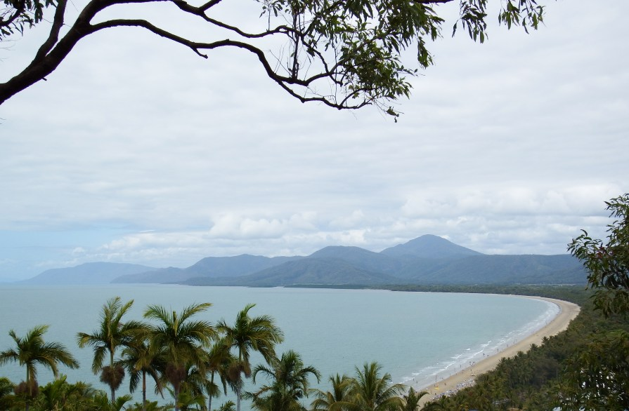 View from Port Douglas Lookout