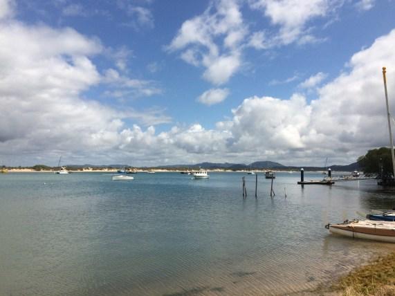 Cooktown harbour
