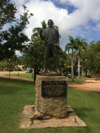 Statue of Captain Cook, Cooktown