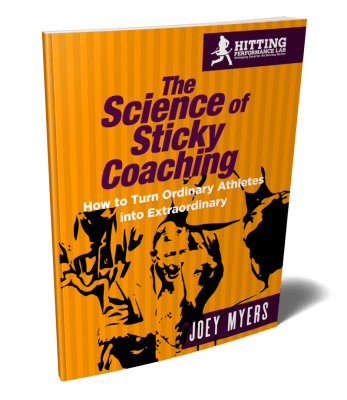 The Science of Sticky Coaching Book on Amazon