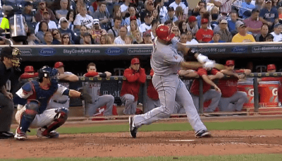 Fastpitch Softball Hitting Mechanics: Albert Pujols