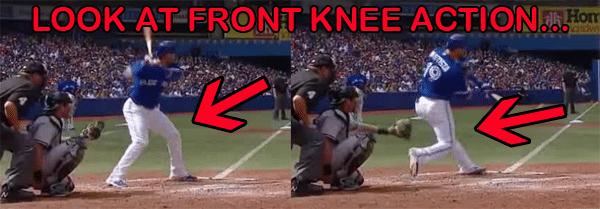 "Baseball Hitting Drills For Bat Speed: Jose Bautista ""Blocking"""