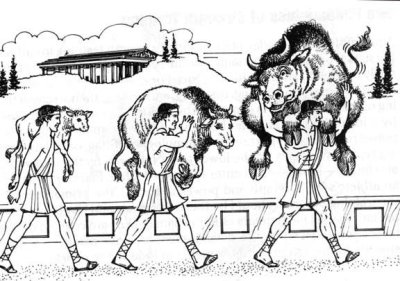 Baseball Batting Cages: Principle of Specificity (Milo of Croton)