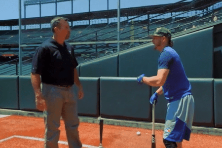 Josh Donaldson Timing Interview with Sean Casey
