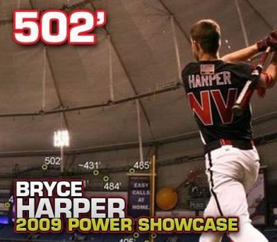Power Showcase: Bryce Harper