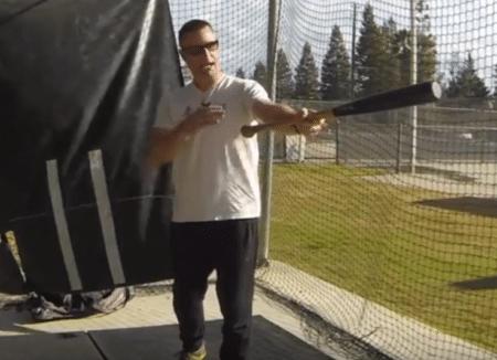 Pounding the Nail Hitting Drill