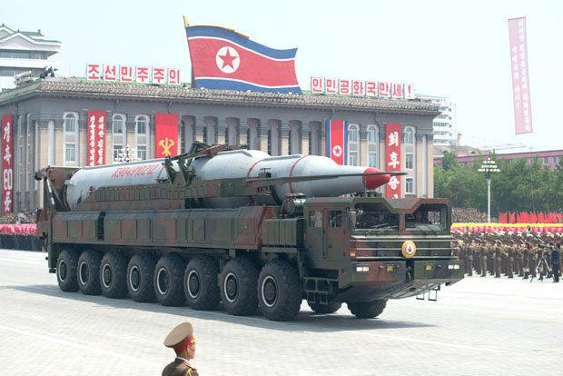nk missile