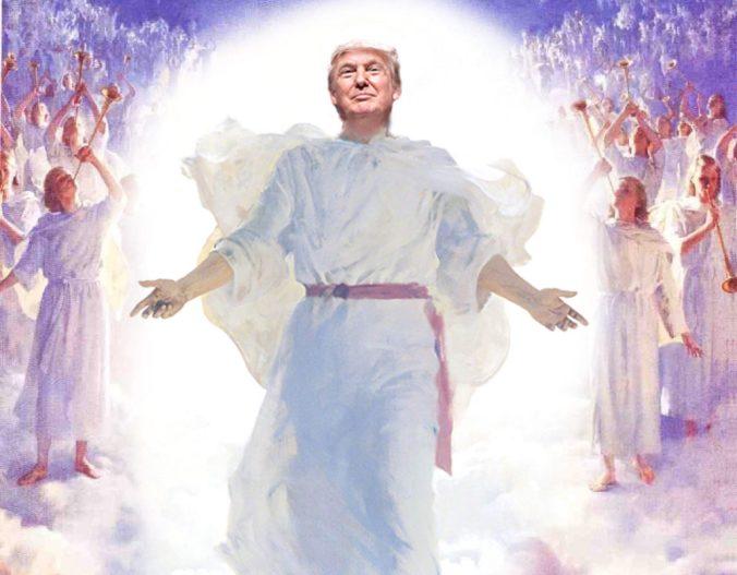 jesus trump american christianity